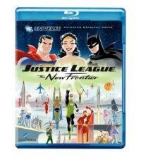 Лига Справедливости: Новый Барьер / Justice League: The New Frontier (2008) BDRip