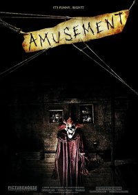 Развлечение / Amusement (2009/DVDRip/1400MB/700MB)
