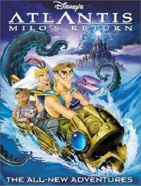Атлантида: Возвращение Майло / Atlantis: Milo's Return (2003/DVDRip/1400MB/700MB)