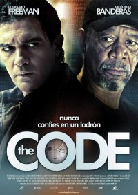 Код / The Code / Thick as Thieves (2009/DVDRip/1400MB/700MB)