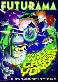 Футурама: В дикие зеленые дали / Futurama: Into the Wild Green Yonder (2009) DVDRip