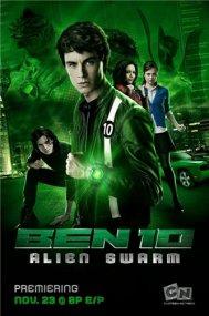 Бен 10: Инопланетный рой / Ben 10: Alien Swarm (2009) DVDRip