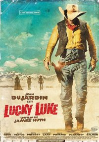 Счастливчик Люк / Lucky Luke (2009/DVDRip/1400MB/700MB)