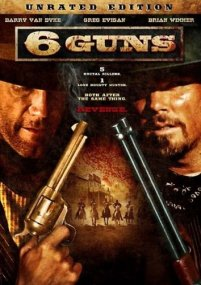 6 Стволов / 6 Guns (2010/DVDRip/1400MB/700MB)