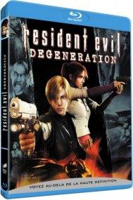 Обитель Зла: Вырождение / Resident Evil: Degeneration (2008) BDRip