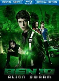 Бен 10: Инопланетный рой / Ben 10: Alien Swarm (2009) Отличное качество