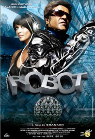 Робот / Robot / Endhiran (2010) DVDScr