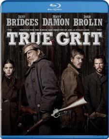 Железная хватка / True Grit (2010/BDRip/720p/Отличное качество)