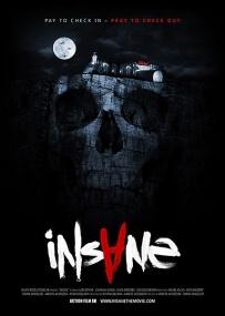 Безумец / Insane (2010/DVDRip/1400MB/700MB)
