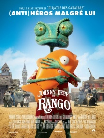 Ранго / Rango (2011) DVDRip