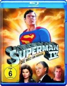 Супермен 4: В поисках мира / Superman IV: The Quest for Peace (1987) Отличное качество