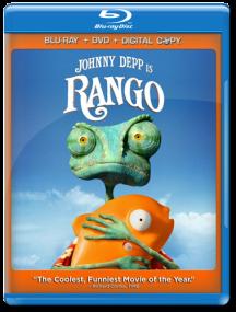 Ранго / Rango [EXTENDED] (2011) Отличное качество