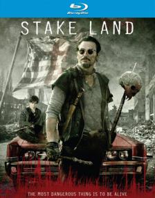 Земля осиновых кольев / Stake Land (2010) Отличное качество