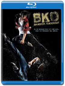 Бангкокский нокаут / BKO: Bangkok Knockout (2010) Отличное качество
