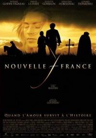 Новая Франция / Nouvelle-France (2004/DVDRip-AVC)