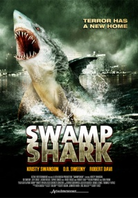 Болотная акула / Swamp Shark (2011) DVDRip