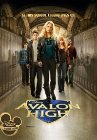 Школа Авалон / Avalon High (2010) HDTVRip