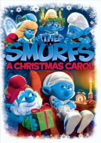 Смурфики. Рождественнский гимн / The Smurfs. A Christmas Carol (2011) DVDRip