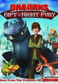 Как приручить дракона: Дар ночной фурии / Dragons: Gift of the Night Fury (2011) DVDRip