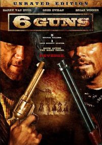 6 Стволов / 6 Guns (2010/DVD5/Отличное качество)