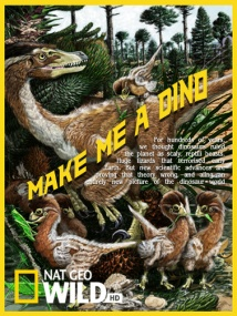 National Geographic: Знакомьтесь - динозавры / Make Me A Dino (2010) HDTVRip
