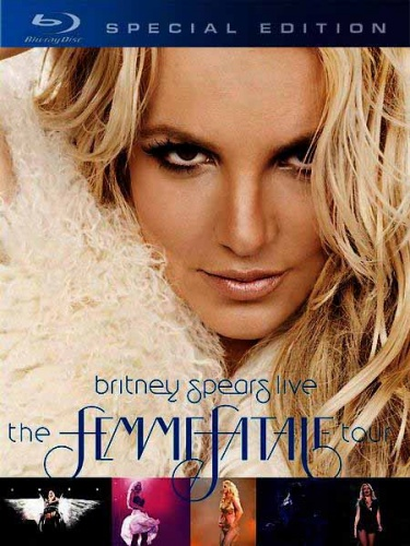 Britney Spears Live: The Femme Fatale Tour (2011) BDRip