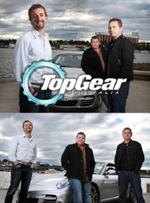 Top Gear Австралия (3 сезон/2010/DVDRip)