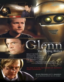 Гленн 3948 / Glenn, the Flying Robot (2010/BDRip/Отличное качество)