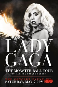 Lady GaGa Presents: The Monster Ball Tour at Madison Square Garden (2011) BDRip