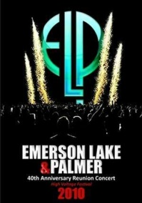 Emerson Lake & Palmer - 40th Anniversary Reunion Concert (2010) BDRip