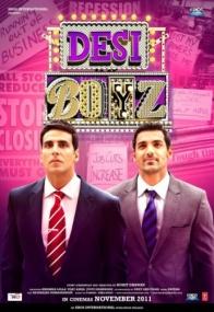 Настоящие индийские парни / Desi Boyz (2011) DVDRip