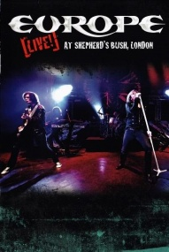 Europe - Live! Shepherd's Bush, London (2011) BDRip