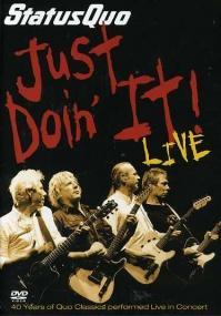 Status Quo - Just Doin' It Live (2006) DVDRip