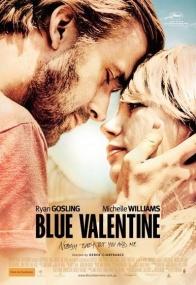 Валентинка / Blue Valentine (2010/BDRip/Отличное качество)
