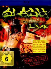 Slash - Made in Stoke (2011/DVD9/DVDRip)