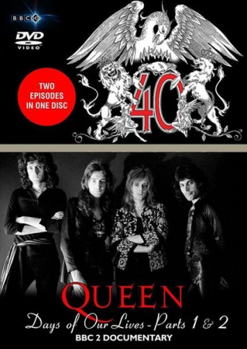 BBC. Queen: Дни нашей жизни / BBC. Queen: Days Of Our Lives (2011) DVDRip