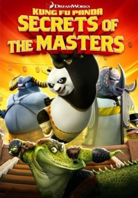 Кунг-Фу Панда - Секреты мастеров / Kung Fu Panda - Secrets of the Masters (2011) DVDRip