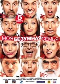 Моя безумная семья (2011/Blu-ray/BDRip/Отличное качество)