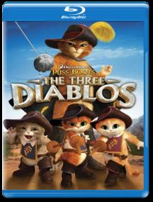 Кот в сапогах: Три Чертенка / Puss in Boots: The Three Diablos (2011) Отличное качество