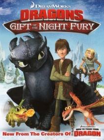 Как приручить дракона: Дар ночной фурии / Dragons: Gift of the Night Fury (2011/BDRip/Отличное качество)