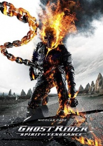 Призрачный гонщик 2 / Ghost Rider: Spirit of Vengeance (2012) HDTVRip