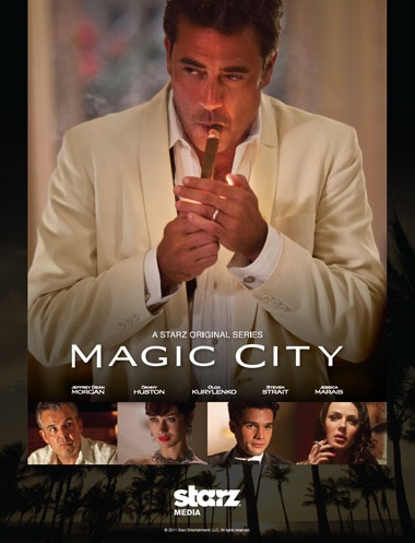 Город чудес / Magic City (1 сезон/2012/HDTVRip)