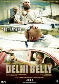 Прогулка по Дели / Delhi Belly (2011/DVDRip)