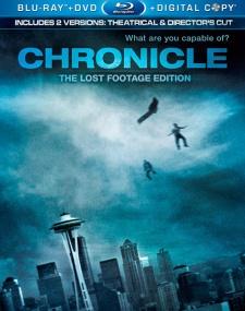 Хроника / Chronicle [EXTENDED] (2012/BDRip/Отличное качество)