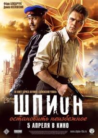 Шпион (2012/DVDRip)