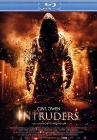Пожиратели / Intruders (2011/BDRip/Отличное качество)