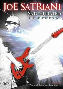 Joe Satriani - Satchurated: Live in Montreal (2012/DVDRip)