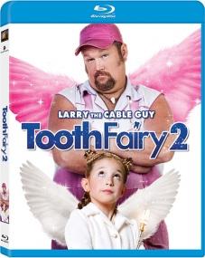 Зубная фея 2 / Tooth Fairy 2 (2012/BDRip/Отличное качество)