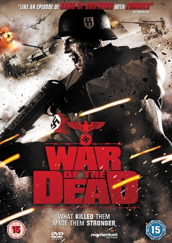 Война Стоуна / War of the Dead (2011/DVDRip)