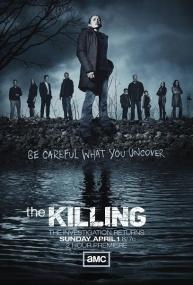 Убийство / The Killing (2 сезон/2012/WEB-DLRip)